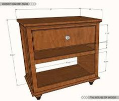 Image result for nightstand