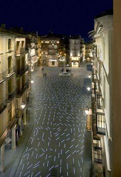 Plaza del Torico,  Fermin Vazquez Arquitectos