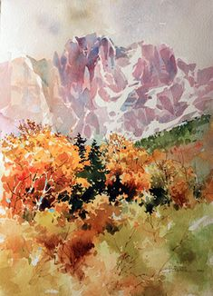 Sundance Autumn by rock4art, via Flickr