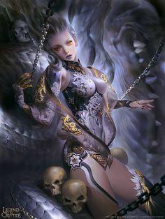 Artist: Mingzhu Yang aka akira1208 - Title: Unknown - Card: Unknown