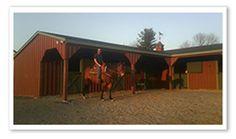 35 Best Shedrow Barns Images Horse Barns Barn Dream Barn