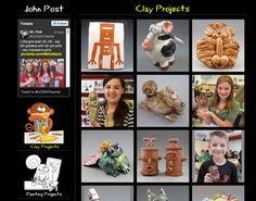 The Only Online Clay Resource You'll Ever Need!