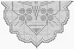 вязание крючком на журнал: схемы вязания крючком naperons