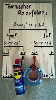 I wonder. a lot.: Photo - Lustige Geschenke I wonder. a lot…: Photo Ich frage mich … viel …: Foto Wd 40, Birthday Diy, Man Humor, Funny Cute, Gifts For Dad, Good To Know, Diy Gifts, Diy And Crafts, Funny Pictures