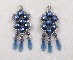 Speedy Glam Earrings 2 with Margie Deeb #craftartedu