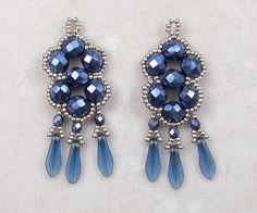 Speedy Glam Earrings 2 with Margie Deeb #craftartedu