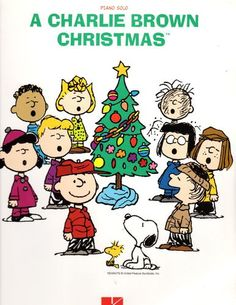 the best christmas of all a charlie brown christmas christmas time is here - The Best Christmas Of All