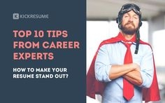 Whether you're a fresh college graduate or a seasoned professional looking for a job, your resume is going to play a crucial role in the hiring process. Yet, if you ask recruiters, most candidates seem to have no idea how…