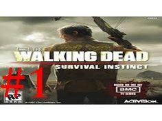 The Walking Dead: Survival Instinct- First Mission  http://myproffs.co.uk/index.php/survival-instinct-walkthrough/353-walkthrough/4657-survival-instinct-first-mission