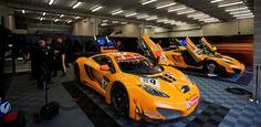 McLaren Automotive - The official MP4-12C GT3 website