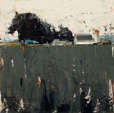 Honorable Mention - Associate Member  Award Sponsor: Oil Painters of America  Farm In Greys by Robert Spooner  Oil18 x 18  Entered in:Fall 2011 http://www.spoonerfineart.com/