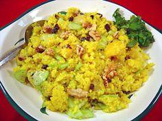 Hawaiian Rice Salad from Food.com:   From the 'Thursday' magazine.