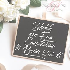 We are scheduling Mention this when you schedule your free consultation. Wedding Event Planner, Wedding Events, Party Planners, Columbus Ohio, House Party, Event Planning, Schedule, Free, Timeline