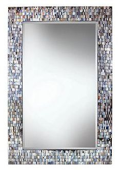 Bring radiance to any room in your home with the Reverie Wall Mirror.