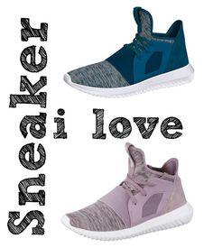 """Sneaker"" by modeonlinemarkt on Polyvore featuring sneaker"