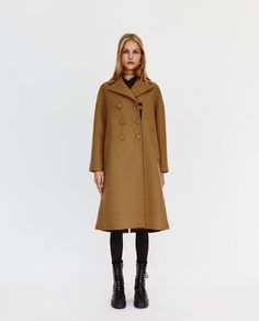 f253c0e0b00 OVERSIZED COAT - NEW IN