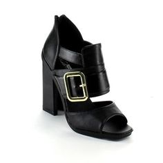 6ff0b9143ae4 So 90 s Chic Sandals - Black