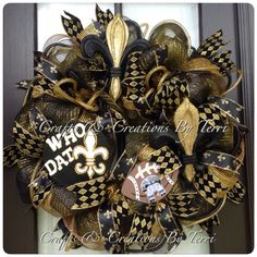 Popular items for saints wreath on Etsy