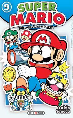 Manga - Manhwa - Super Mario - Manga adventures Vol.9