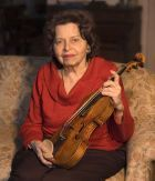Fredell Lack (born February 19, 1922) is an American violinist. Noted as a concert soloist, recording artist, chamber musician, and teacher, she is retired from a position as the C. W. Moores Distinguished Professor of Violin at the Moores School of Music at the University of Houston in Houston, Texas.