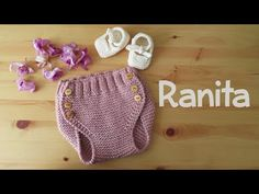 Knitting patterns baby hats diaper covers ideas for 2019 Easy Knitting Projects, Knitting For Kids, Modern Crochet Patterns, Baby Patterns, Stitch Patterns, Knitted Baby Clothes, Sweater Knitting Patterns, Knitting Stitches, Diaper Covers