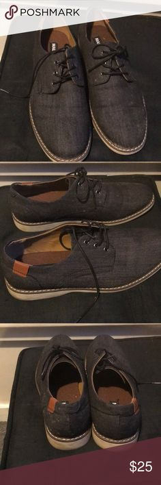 Madden dress shoes Madden dress shoes for special occasions. My husband wore these twice and hasn't touched them since! Almost new. Madden Shoes