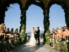 Loggia Durini - Villa del Balbianello ceremony location