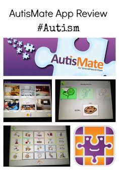 AutisMate App for iPad- hannah nicolas Autism Education, Autism Activities, Autism Resources, Special Education, Create Awareness, Autism Awareness, Ted, Calming Activities