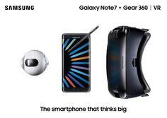 GalaxyNote7 VR Kit
