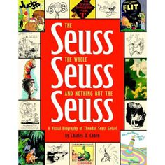 i admire dr suess I have always looked up to theodor geisel, better known to millions as dr seuss  as a writer myself, one of the qualities i admire most is his.
