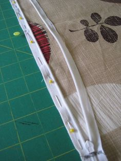 I'm crazy about making pillows with invisible zippers. Don't be scared and email me if you run into trouble, but I don't anticipate it. Adding an invisible zipper to your pillow …
