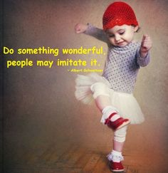Picture Quote: Something Wonderful