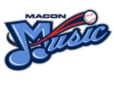 Macon Music was the city's next to last professoinal baseball team.
