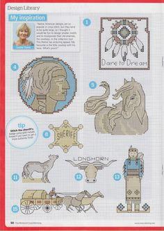 (2) Gallery.ru / Фото #39 - The world of cross stitching 167 - WhiteAngel