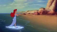 Disney Lesson 31: Old mermen have remarkably good taste in fancy dresses. Mmmhhmmm...