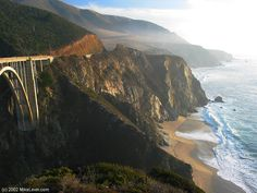 been there.  love it.  would definitely go back again.  Big Sur, California