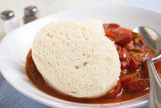 Knodel Recipe, Austrian Recipes, Good Food, Yummy Food, Dumpling Recipe, Bread Baking, Diy Food, Food Inspiration, Food Porn