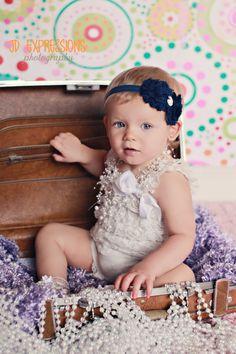 Navy Blue Baby Headbands, Newborn Headband, Newborn Baby Headbands, Infant Headbands, Headbands for Babies, Headbands Baby, Babies Headbands. Navy Blue Baby Headbands Newborn Headband by BabyliciousDivas, $7.25