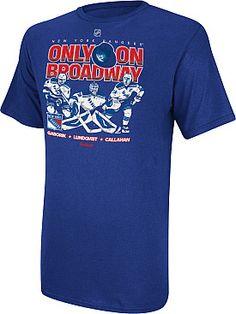 "Reebok ""Only on Broadway"" T-Shirt"