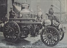 old fire engines | This entry was posted in Steam engine powered photos . Bookmark the ...