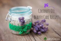 16 Amazing Uses of Coconut Oil for Beauty Care Recipes