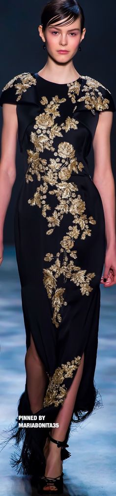 Marchesa Fall Winter 2017-18