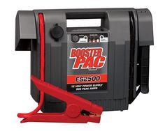 Clore Automotive ES2500 Booster PAC 900 Peak-Amp Jump Starter, 12V | Top 10 Portable Car Battery Jump Starter Reviews | Amazon usa uk canada