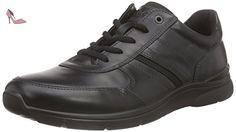 Ecco ECCO IRVING, Chaussures à lacets homme - Noir (BLACK02001), 41 EU - Chaussures ecco (*Partner-Link)
