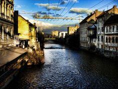 Somes river, Cluj Russia Ukraine, Bulgaria, Czech Republic, Homeland, Hungary, Croatia, Europe, River, Country
