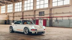 This is it: the 911 reimagined by Singer and Williams