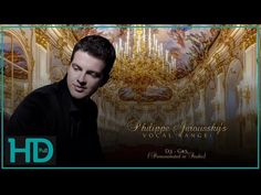 (Full HD) Philippe Jaroussky's Vocal Range: D3 - G♯5 (Demonstrated in Studio) (Only Version) - YouTube