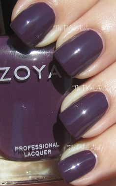 Zoya-Monica  Fall 2012 Collection
