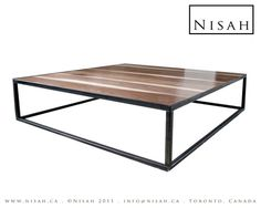 BOIT Coffee Table + Console Table modern coffee tables