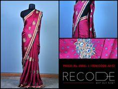 Bandhini with a twist! www.facebook.com/Fashion.Recode